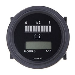 Hour Meters and Battery Condition Indicator