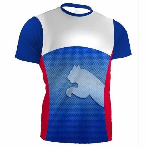 2ab360eb Mens Round Neck Digital Printed Casual T-Shirt, Rs 300 /piece   ID ...