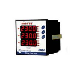 L&T LCD Multifunction Meter