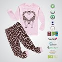 Oeko-Tex Certified Kids Pyjama Sets
