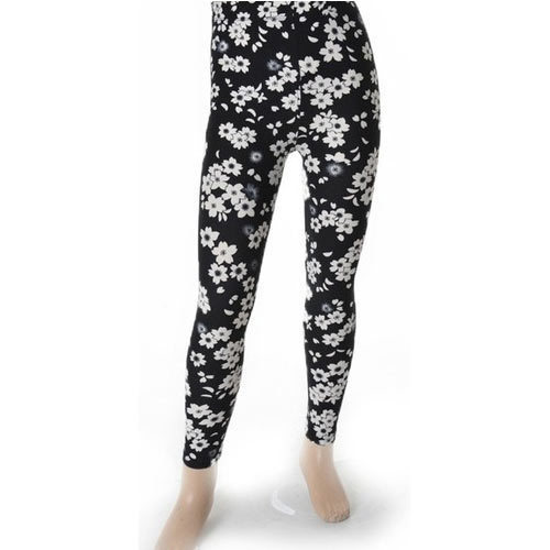 8587b361a9 Cotton Straight Fit Ladies Printed Legging, Size: Medium, Rs 79 ...