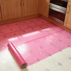 Pink PE Floor Protection Tape