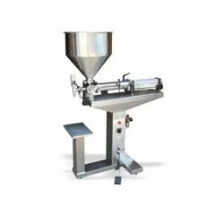 Sepack Semi Automatic Paste Filling Machine