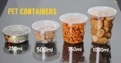 Pet Containers With Lid