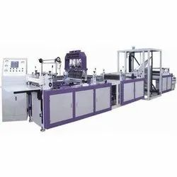 Wire Shrink Wrapping Machine