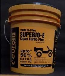 15W40 CI-4 Plus Superio-E Motor Oil