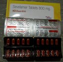 Sevelamer Carbonate 400 mg & 800 mg