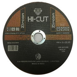 Hicut Zirconia Cutting Wheel