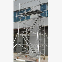 Stairway Aluminium Scaffolding