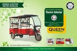 GEM Queen Battery Operated E-Rickshaw