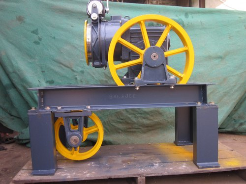 Vishwacon Engineers Traction Machine, TM-2