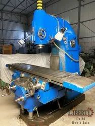 TOS FA 5V Vertical Milling Machine