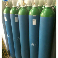Argon Carbondioxide Mixture Gas Cylinder, For Industry