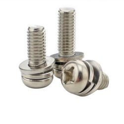 Titanium Washer Head Screws