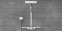 S.L.Diverter Thermostatic Shower Rail Kludi Germany