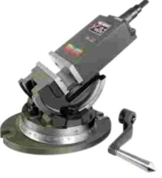 J & S type Machine Vice Precision Titling and Swiveling