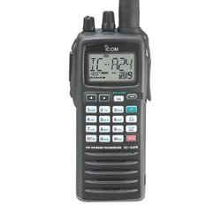 ICOM ICA24 Air Band Transceiver