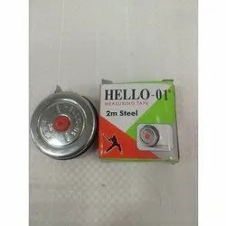 Hello-01 Measuring Steel Tape