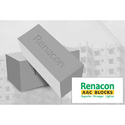 Rectangle Grey Renacon Aac Blocks, Size: 12 X 4 X 2 Inch, For Floor And Wall