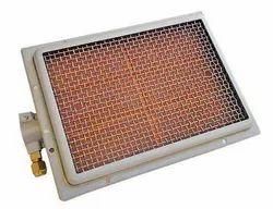 LP Gas Zincore Steel Vapa Burner For Shawarma Machine, For Commercial, Model Name/Number: VC9