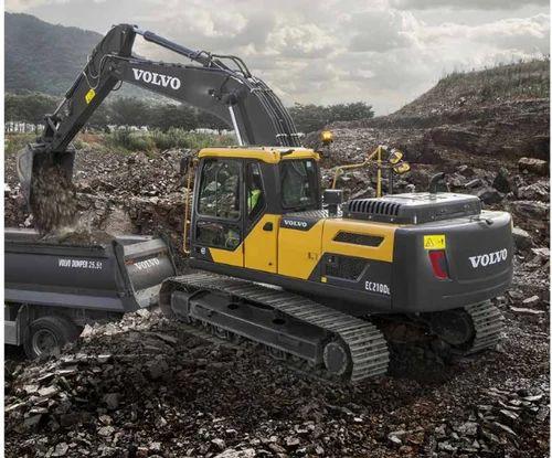 Crawler Excavator EC210D - View Specifications & Details of