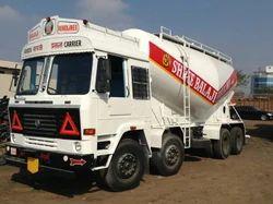 Bulker Cement Transport Services
