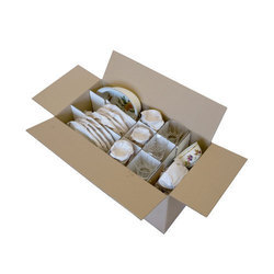 Printed Crockery Packaging Box