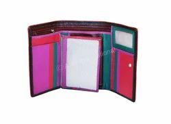 Male Adel International Leather Travel Wallets