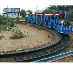 Electric Amusement Trains