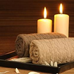 Cotton Spa Towel, Packaging Type: Packet, 350-450 GSM