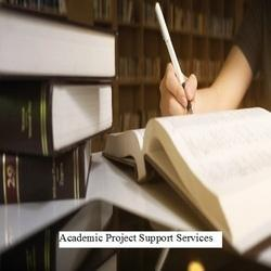 Academic Project Support  Services