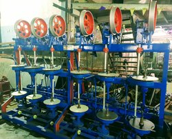 Six Head DPC Machine for Aluminum Wire