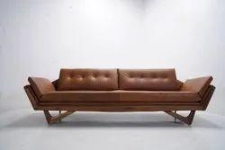 Wooden Modern Design Sofa