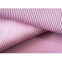 All Shades 2X2 Rib Knit Fabric, Use: Cuffs And Sleeves
