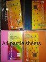 A4 Pastel Sheet