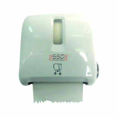 0f2af6b2aa1 SSD White Paper Roll Dispenser