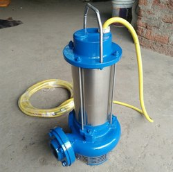 Three Phase Automatic Submersible Waste Water Pump, Voltage: 415 Volt