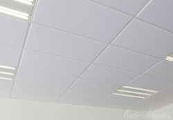 Gyp Tile Ceiling