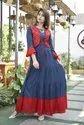 Ladies Designer Rayon Kurti