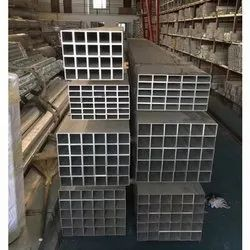 Section Aluminium Pipes, Thickness: 1-5 Mm