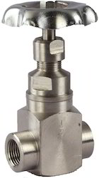 Screwed end SS Globe Valve