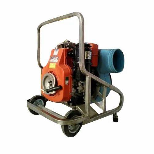 Smart Hydraulic Air Ventilator
