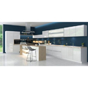 U Shape Modular Kitchen Service