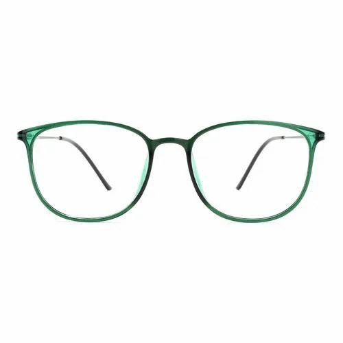 Metal Green Acetate Frames, Metal Frame - Shri Rama Krishna Vision ...