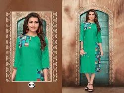 Regular Wear Designer Kurti