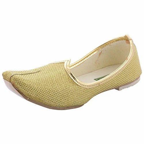 Baby Boys Footwear - Marc One Golden