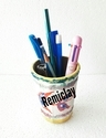 Clay Pen Holder