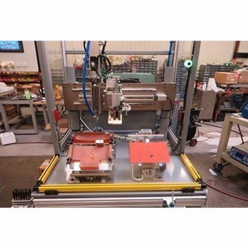 Automation Machine - Pick And Place Automation Machine Manufacturer