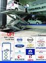Future Hydraulic Scissor Car Lift