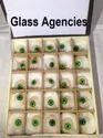 Green Prosthetic Eye ( Box of 25 Pieces )